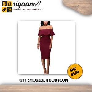 OFF SHOULDER BODYCON 1