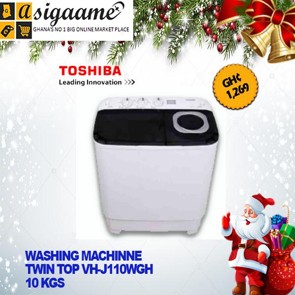 WASHING MACHINE TWIN TOP VH J110WGH