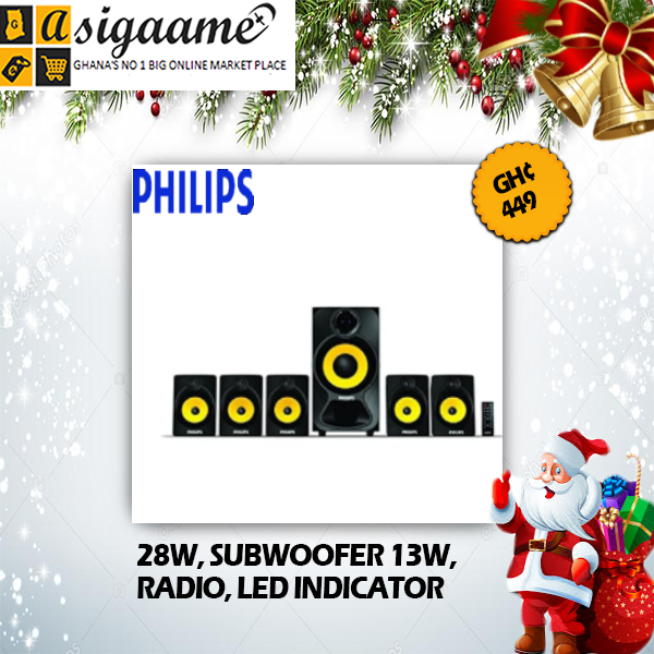 28W SUBWOOFER 13W RADIO LED INDICATOR