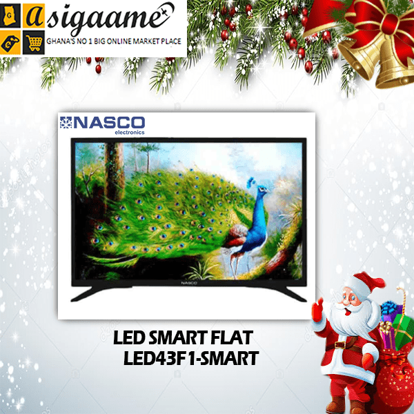LED SMART FLAT LED43F1 SMART