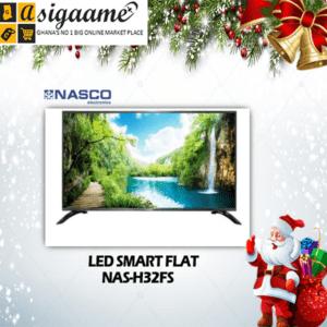 LED SMART FLAT NAS H32FS