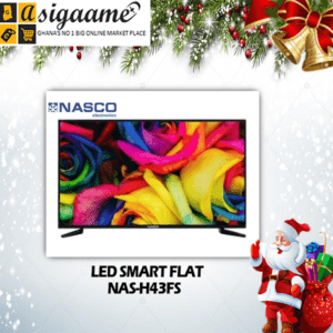 LED SMART FLAT NAS H43FS