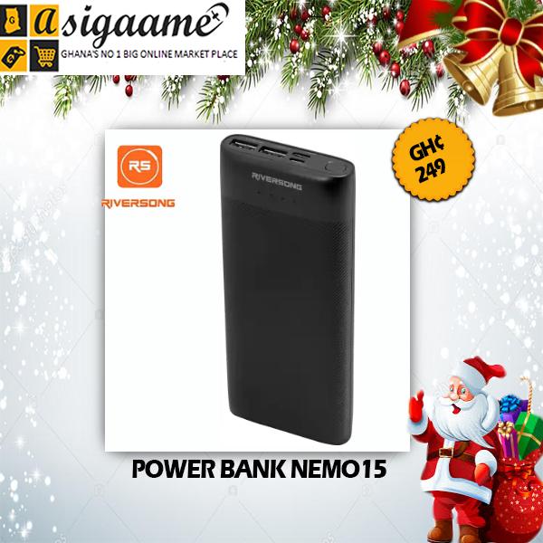 POWER BANK NEMO15